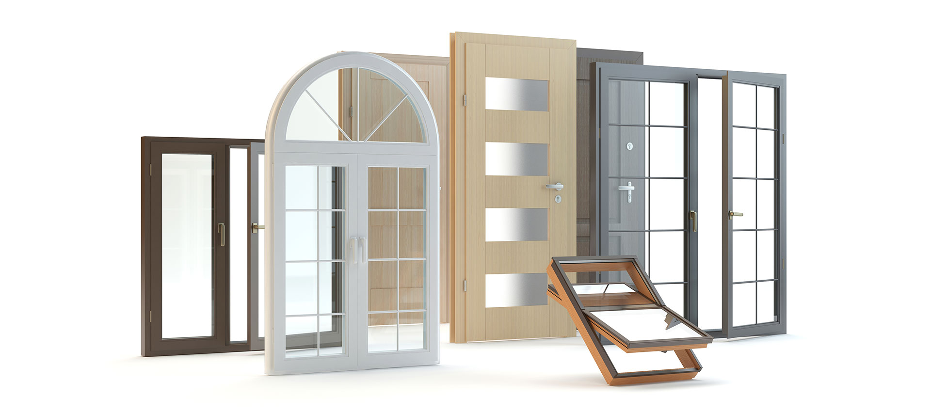 High Quality <br> windows & doors